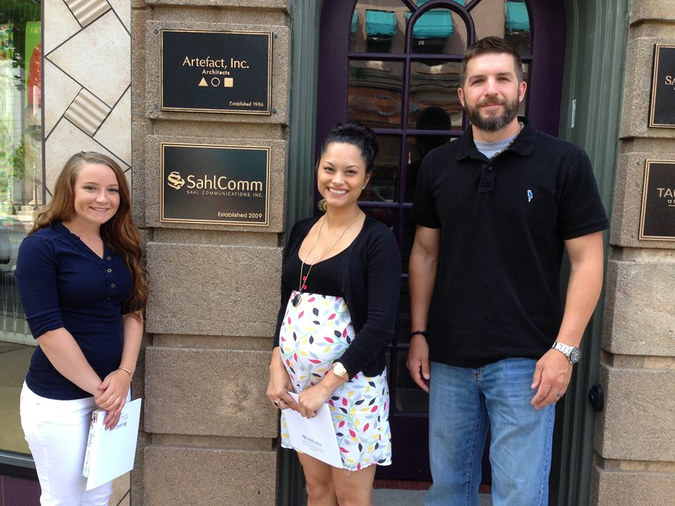 The SahlComm Team is Growing